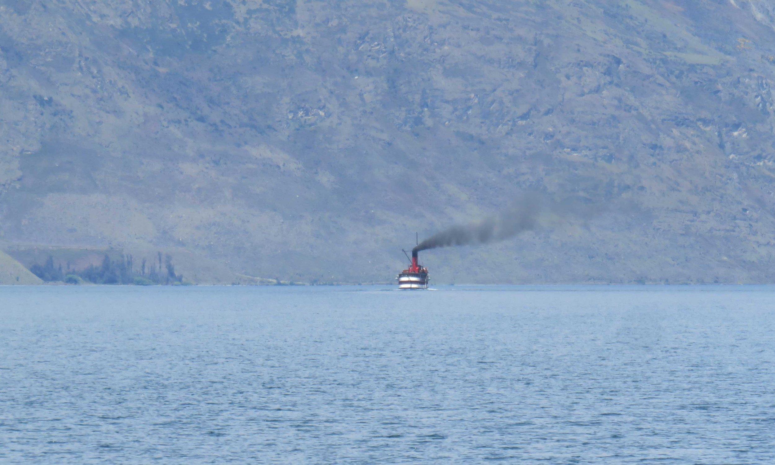 Lake Wakatipu!