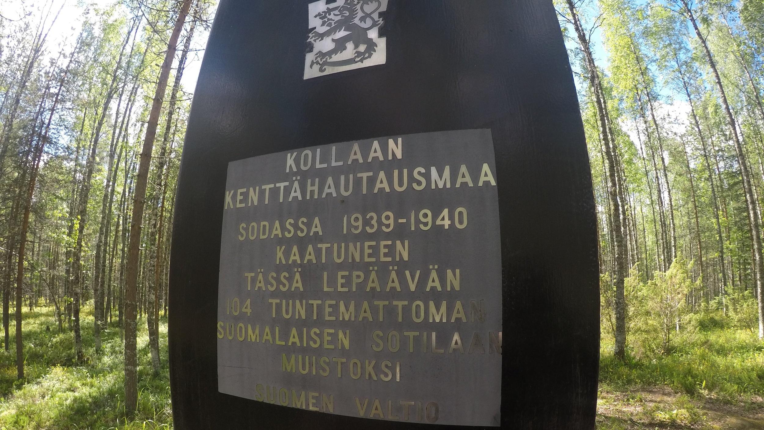 MATKAN ALKU JA LOPPU - NUIJAMAA / IMATRA