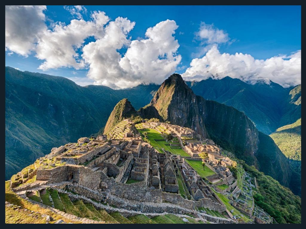 MACHU PICCHU | PERU - 26.10 - 09.11.2019 | 15pv