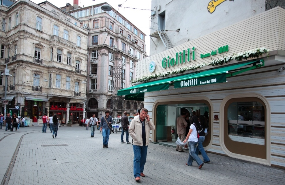 Giolitti Istanbul