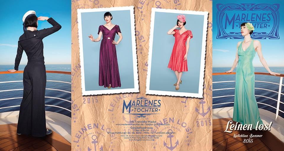 Model für Marlenes Töchter by St Anchor Graphics &  Flying Piston Studios