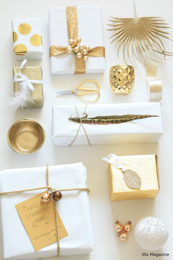 Gold Packaging
