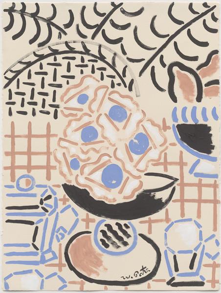 Wayne Pate Painting