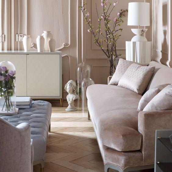 Copy of Baker Diamond Sofa