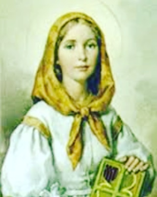 Today is the feast of St Dymphna who is patron saint of mental illness. On this day we keep those who suffer with mental illness, and their families, in our prayers especially young people.