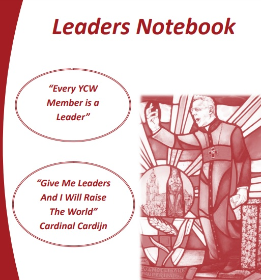 Click here to get a full explanation of how to use the Leader's Notebook. The best way to increase this understanding is to use it!