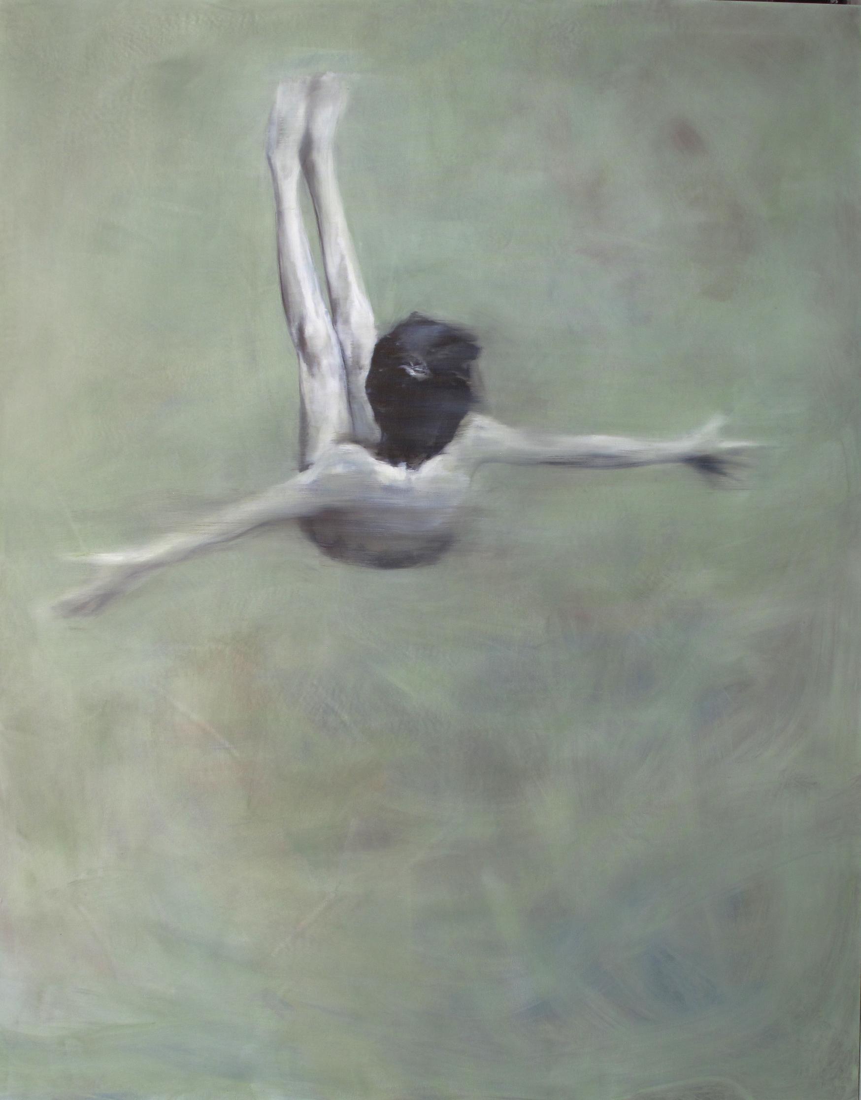 oil on canvas  204 x 107 cm  2012