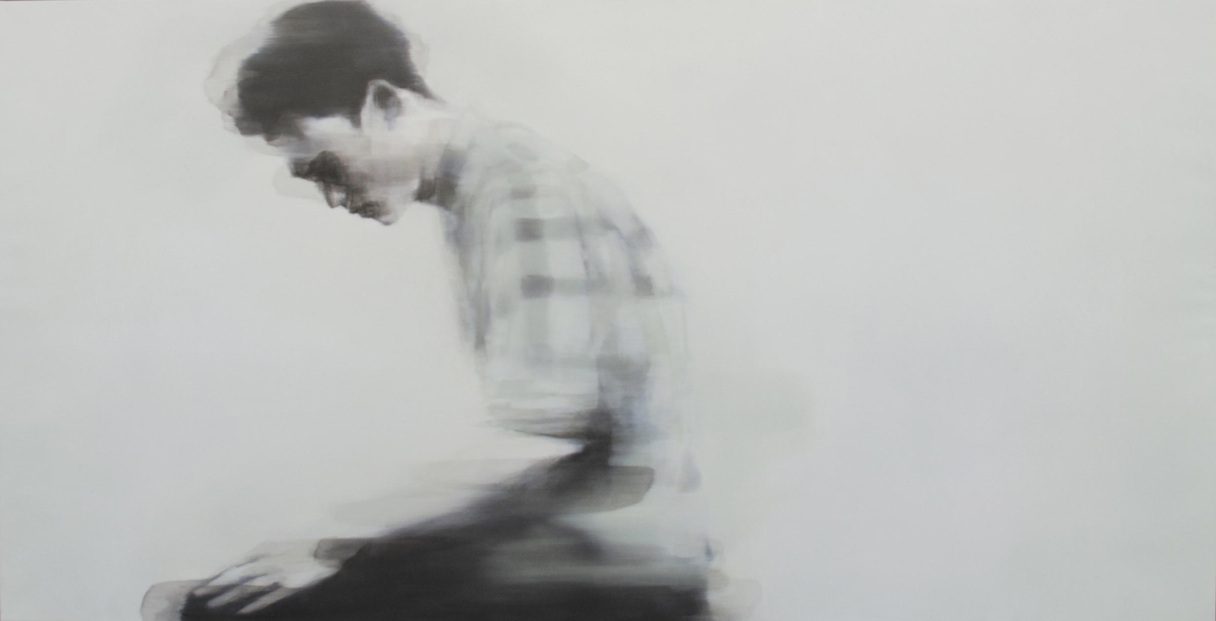 oil on canvas  104 x 202 cm  2012