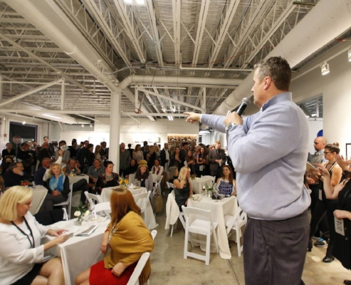 The 15th annual Redux auction was a wonderful night