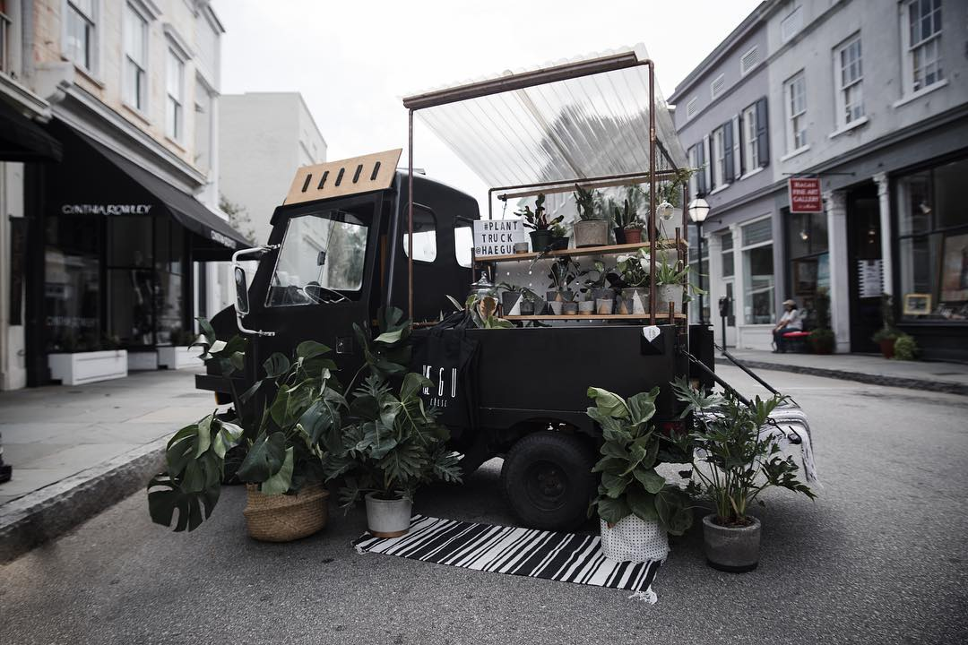 Fern the Plant Truck is the CUTEST