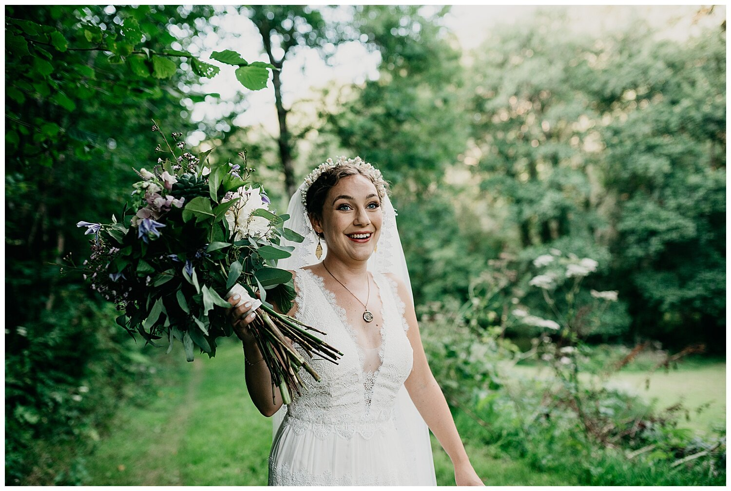 streamcombe farm bride