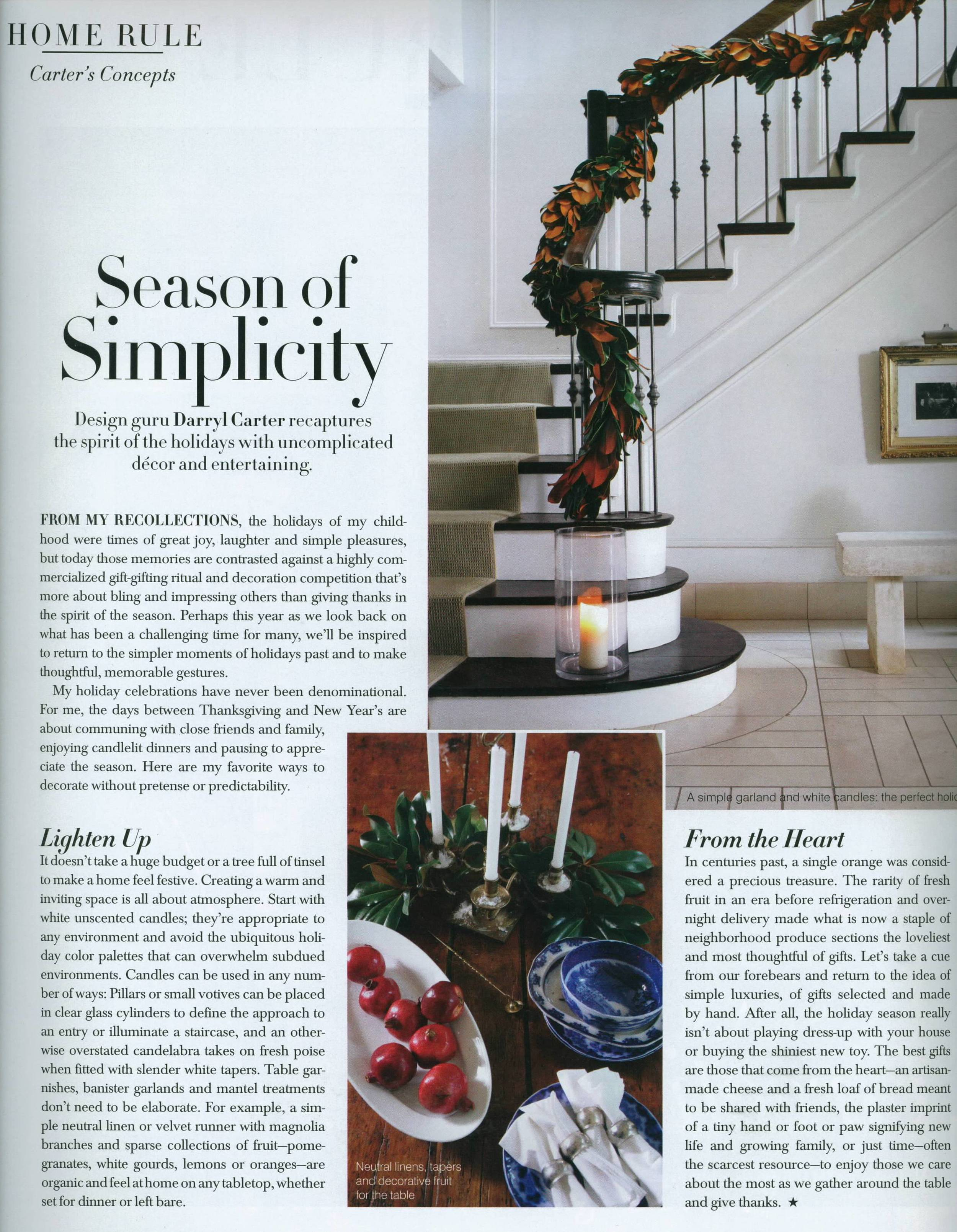 Season of Simplicity (Capitol File holiday 2009).jpg