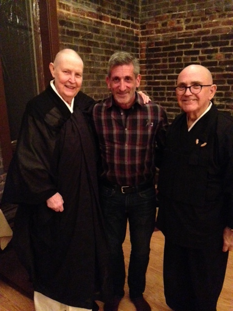 Mushin Deb Wood, Soten Neil Theisse, and Kaku Robert Gunn