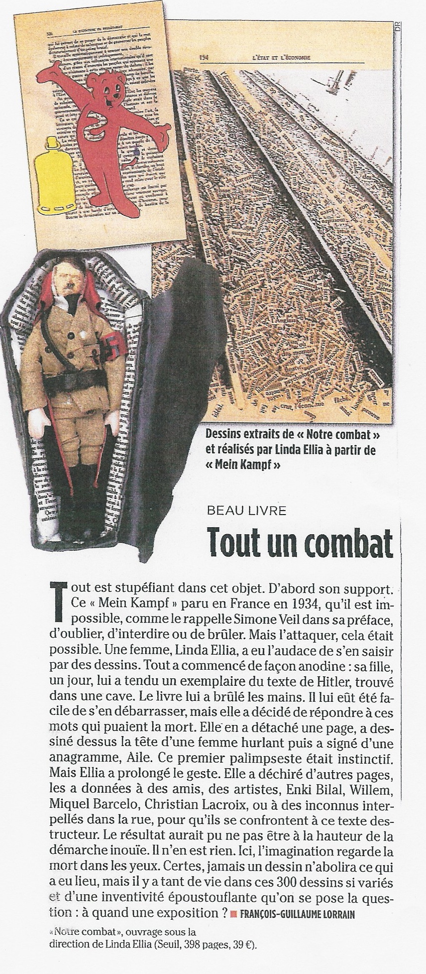 Article paru dans Le Point