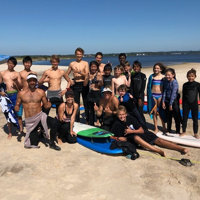 We finished our last day of surf camp yesterday! Thanks to all the instructors, students, and parents for another amazing season! 🙏🌊🙏🌊🙏