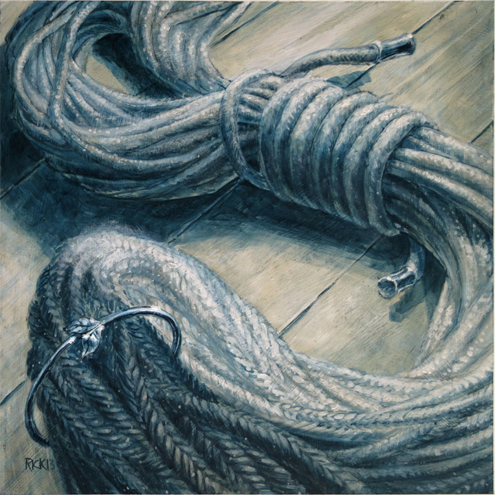 A Coil of Elven Rope