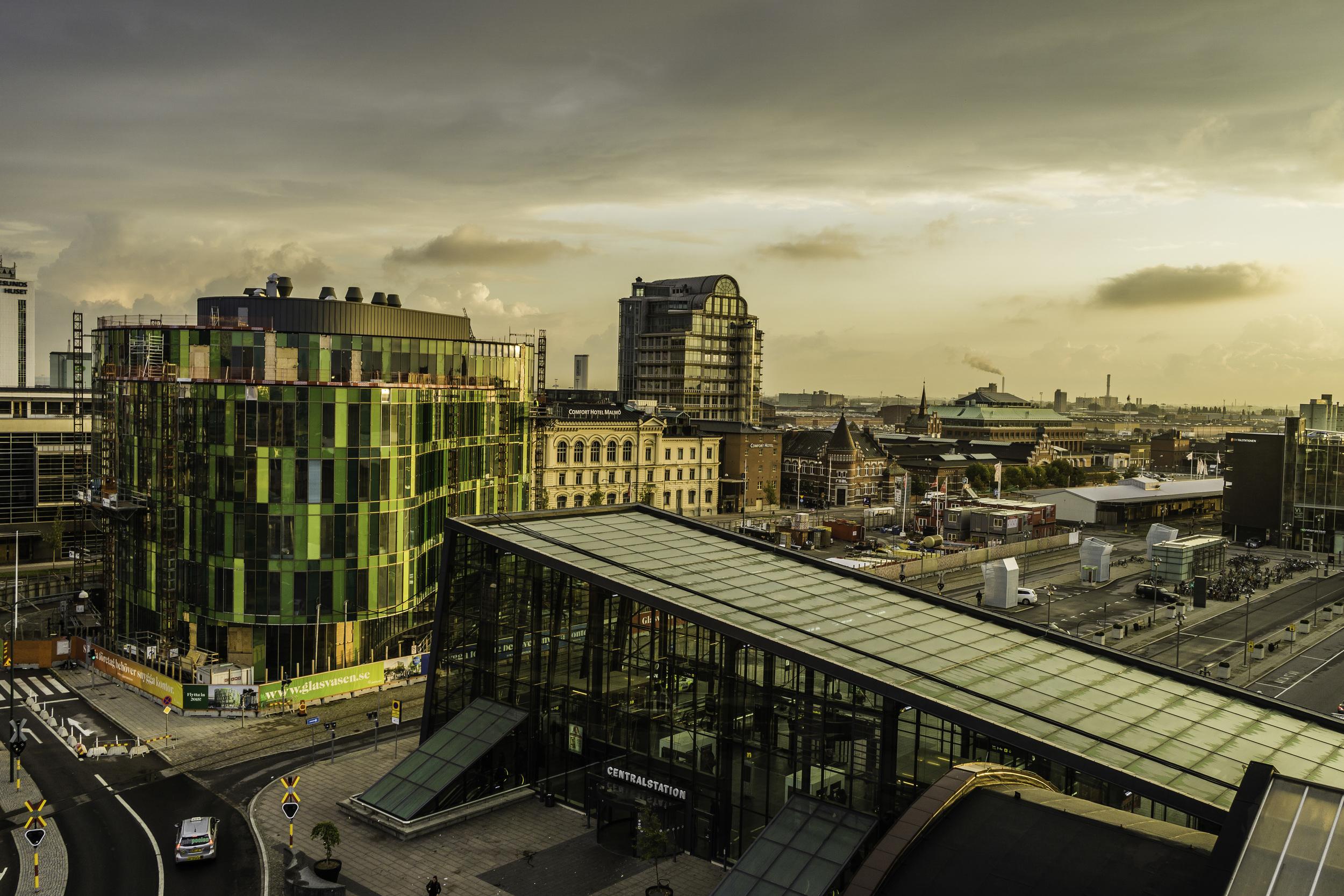 Malmö järnvägstation
