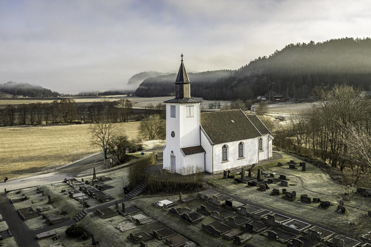 Bärfendals kyrka