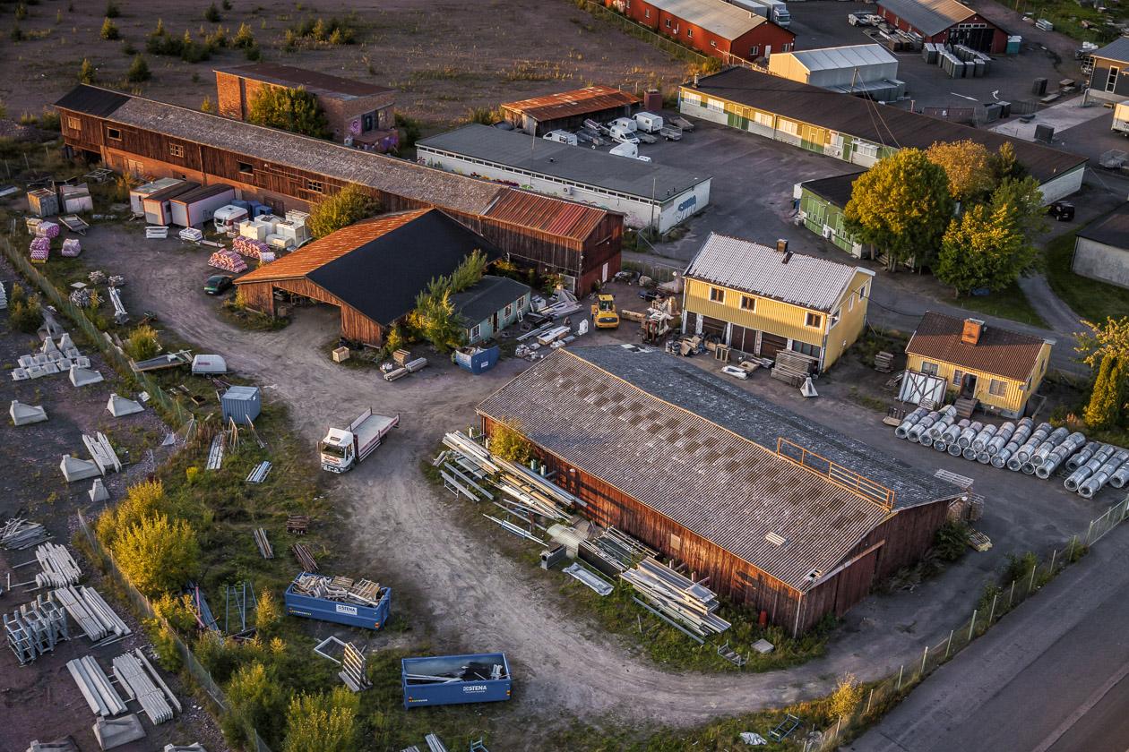 Bygghandel i Skara