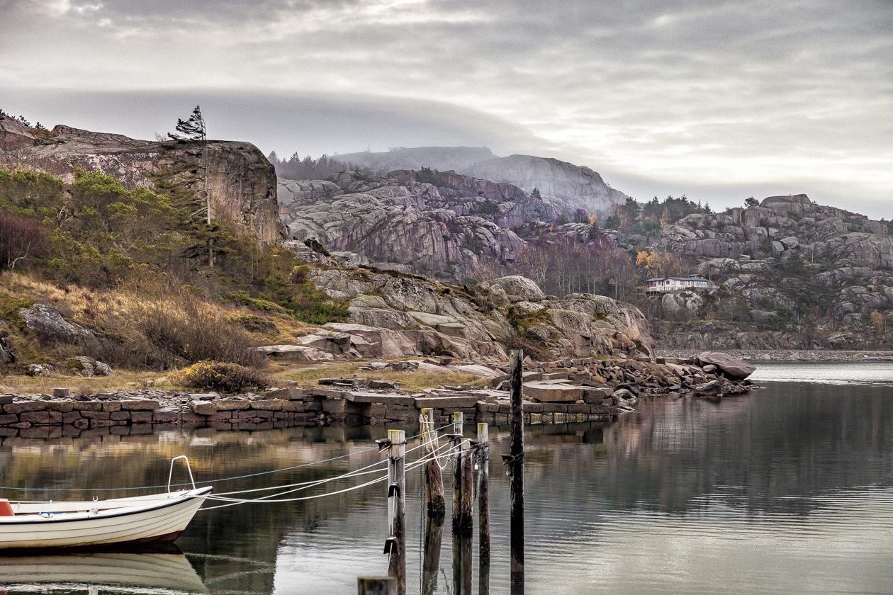 Utsikt från Gerlesborgsskolan