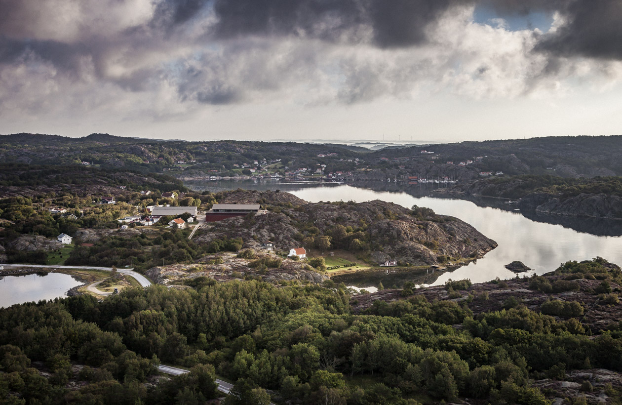 Sandvik norr om Mollösund
