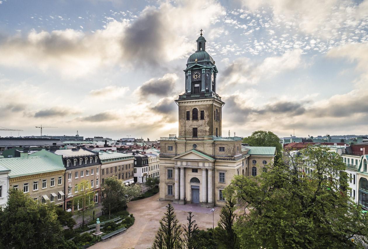 Göteborgs domkyrka