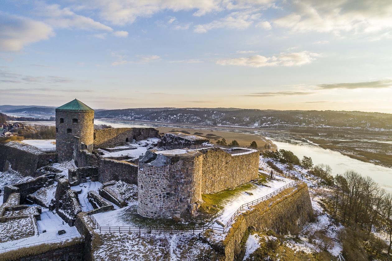 Bohus fästning i Kungälv