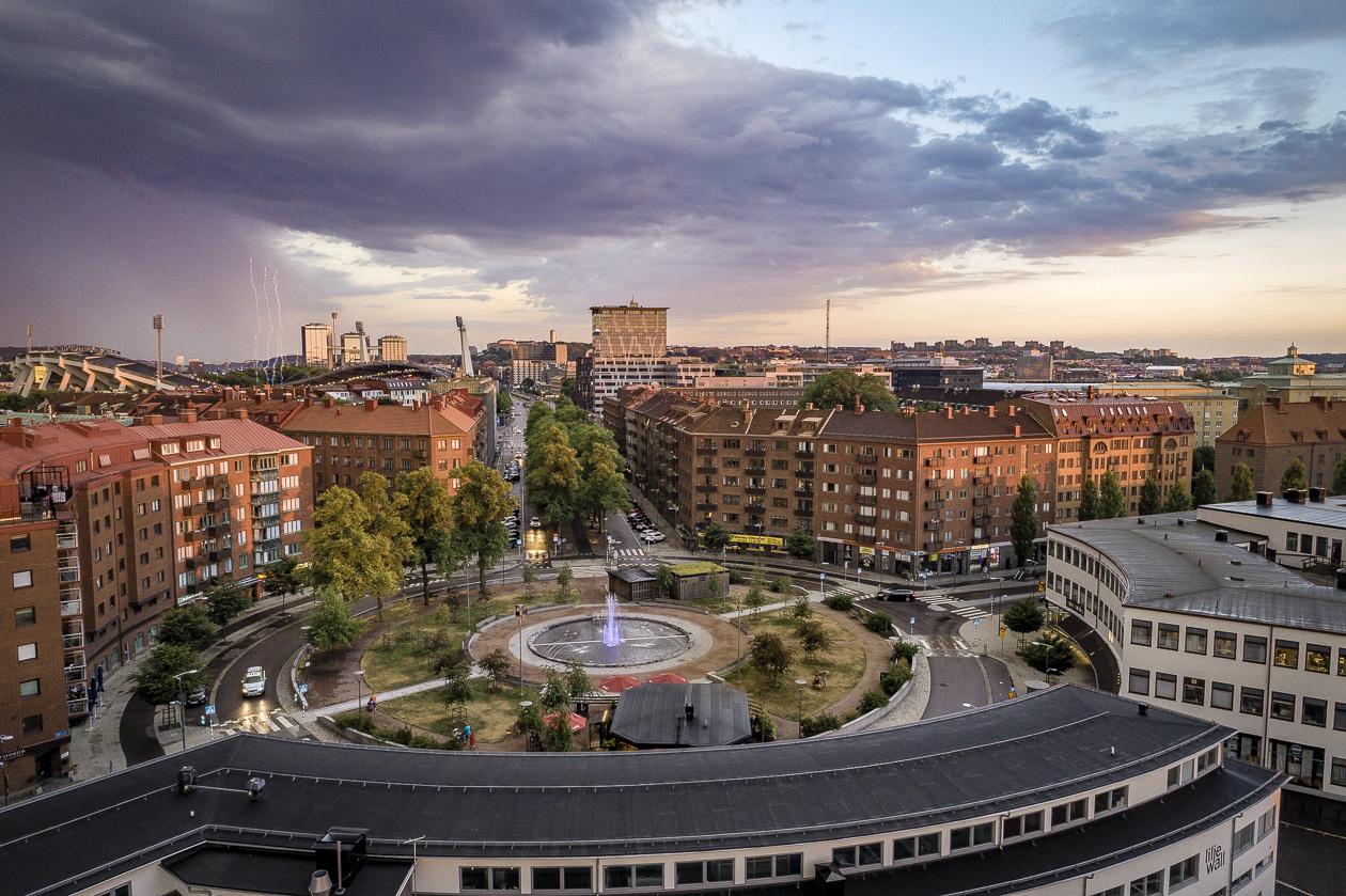 Odinsplatsen i Göteborg