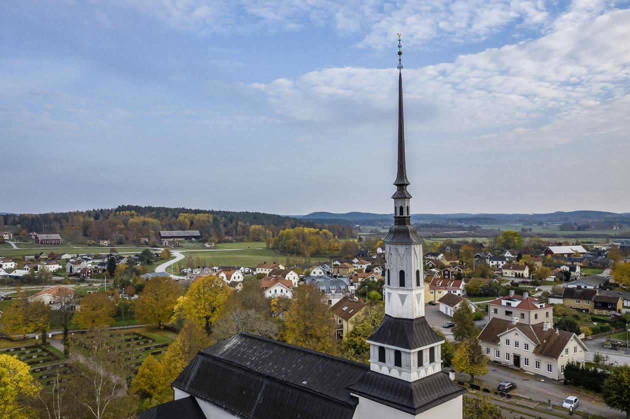 Horns kyrka i Östergötland