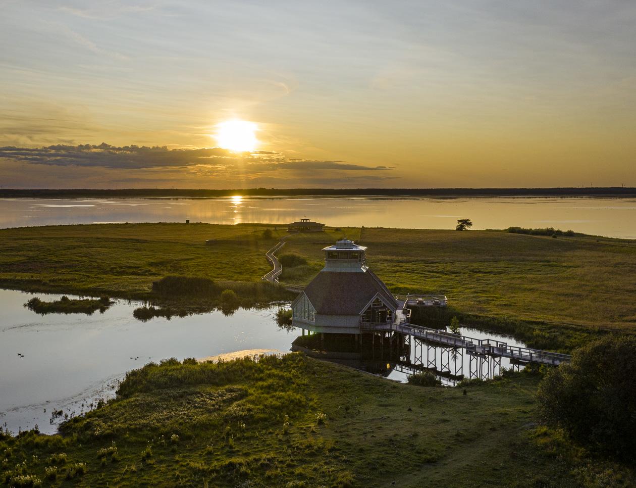 Naturrum Hornborgarsjön