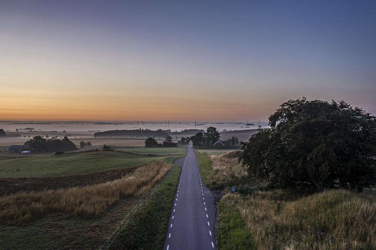 Rönneberga backar, Skåne