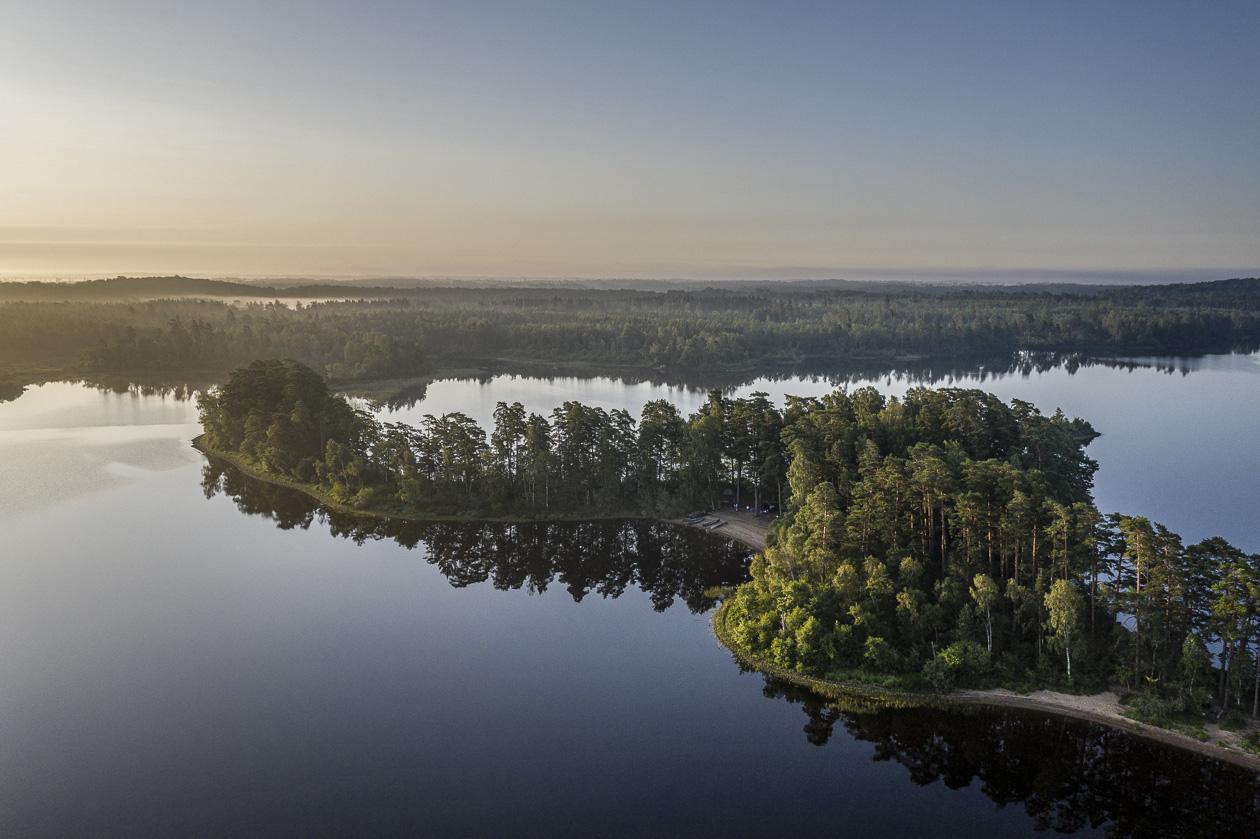 Sjön Möckeln