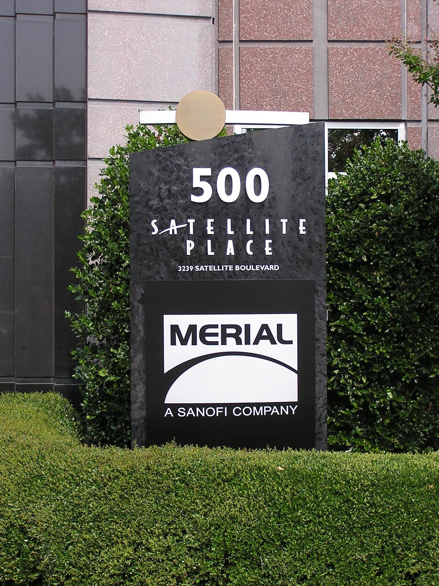 Merial Monument Sign .JPG