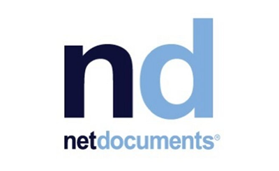 NETDOCUMENTS.  NetDocuments offers leading cloud-based document and email management solutions. NetDocuments brings security, mobility, compliance and collaboration as a single integrated system.  Visit:  www.netdocuments.com   Discover More:  NetDocuments Binder Integration Partner