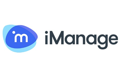 iManage.  iManage is the leading provider of work product management solutions for law firms, corporate legal departments, and other professional services firms such as accounting and financial services.  Visit:  www.imanage.com   Discover More:  iManage Integration Partner