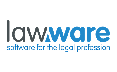 LawWare.  LawWare is a leading supplier of practice management and matter management software. The company produce software specifically for Law Firms within the UK.  Visit:  www.lawware.co.uk