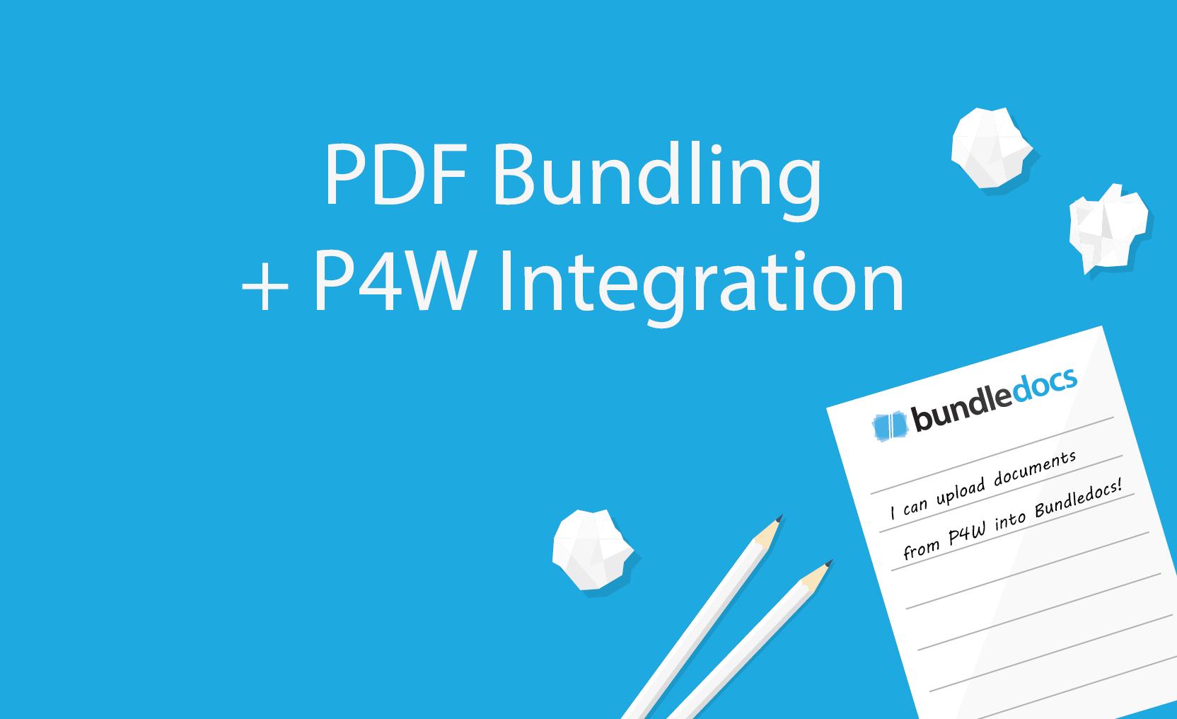 PDF Bundling has never been easier with Bundledocs