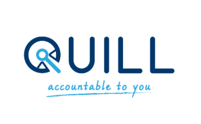 Quill.  Quill is the UK's largest provider of outsourced legal accounting services, practice management software, outsourced payroll and typing services for solicitors.  Visit:  https://www.quill.co.uk