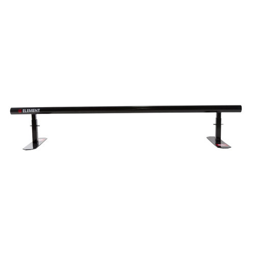 ELEMENT - BLK Round Rail