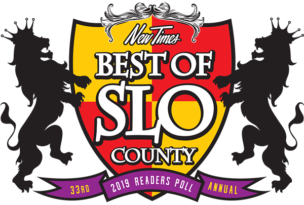 Thank you San Luis Obispo County for Voting Central Coast Surfboards the BEST!!!!! We Love you!!!!!!!!