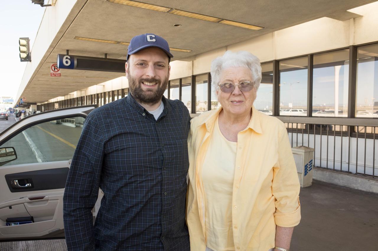 Thanks for having me, Grandma! Hope to be back soon!