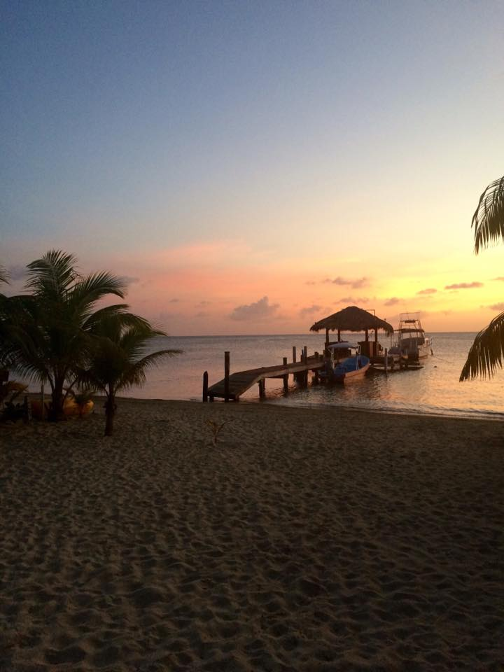 This is the real, unedited look at Roatan....life is tough here!