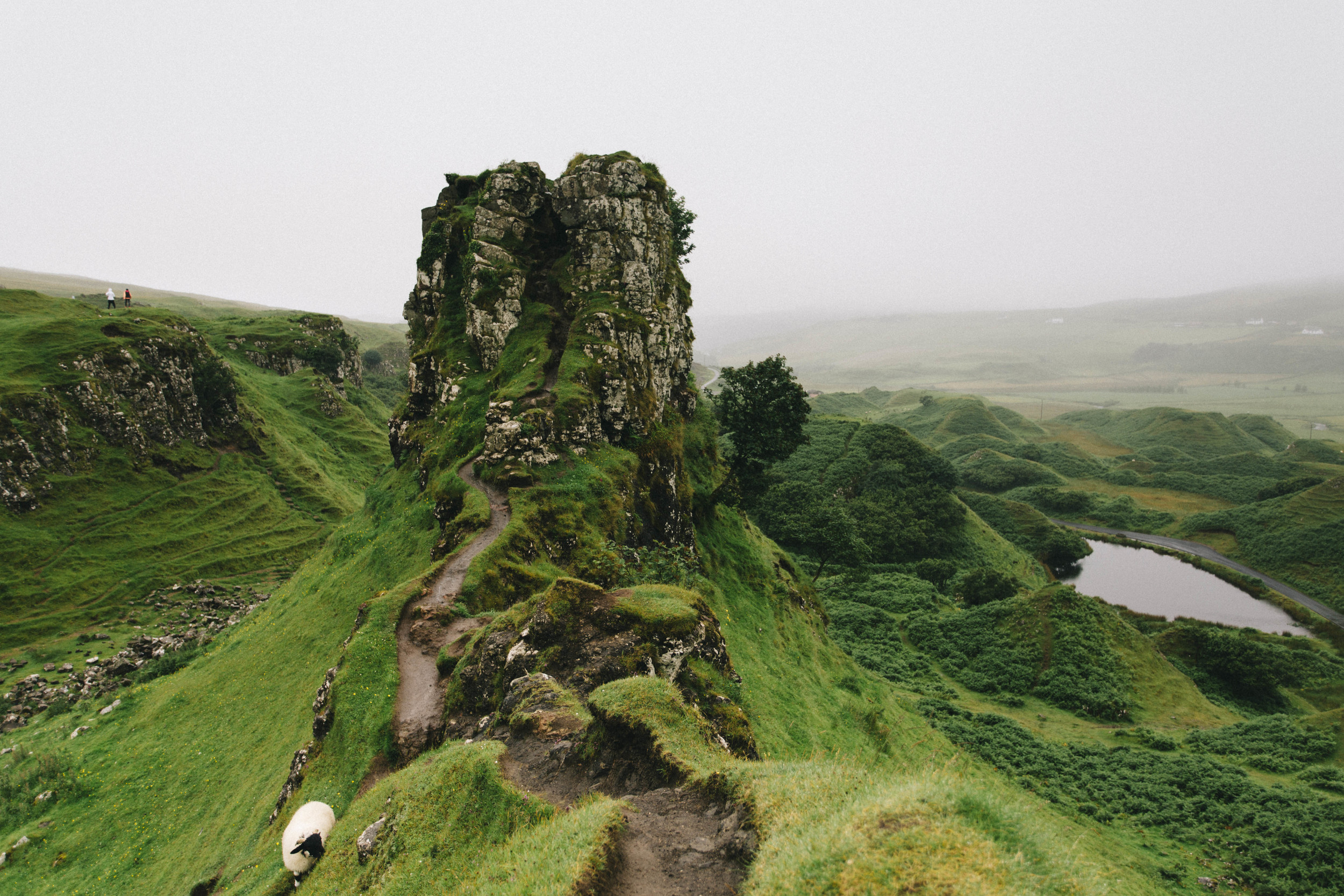 Faerie Glen, Isle of Skye