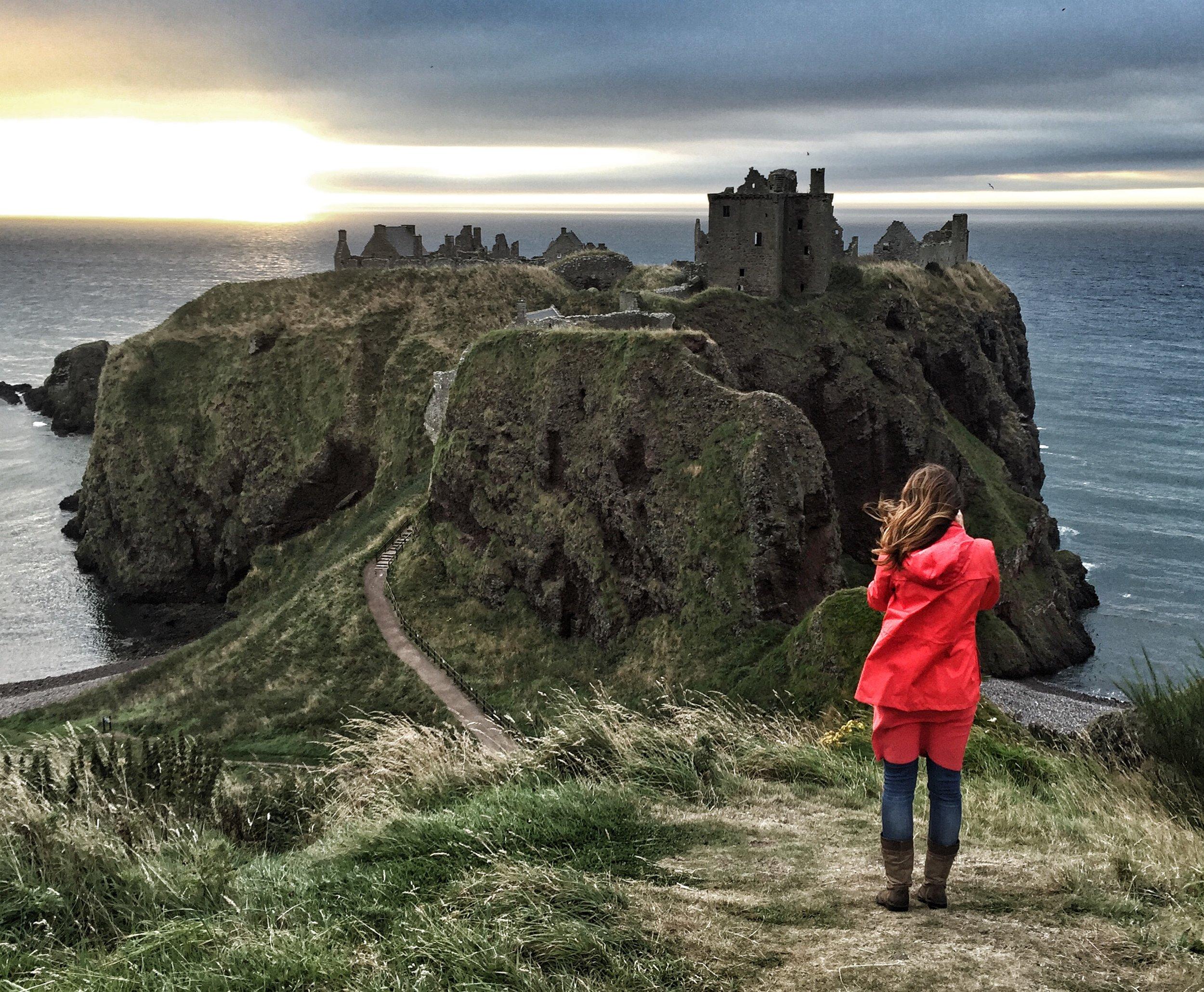 Dunottar Castle, iPhone 6