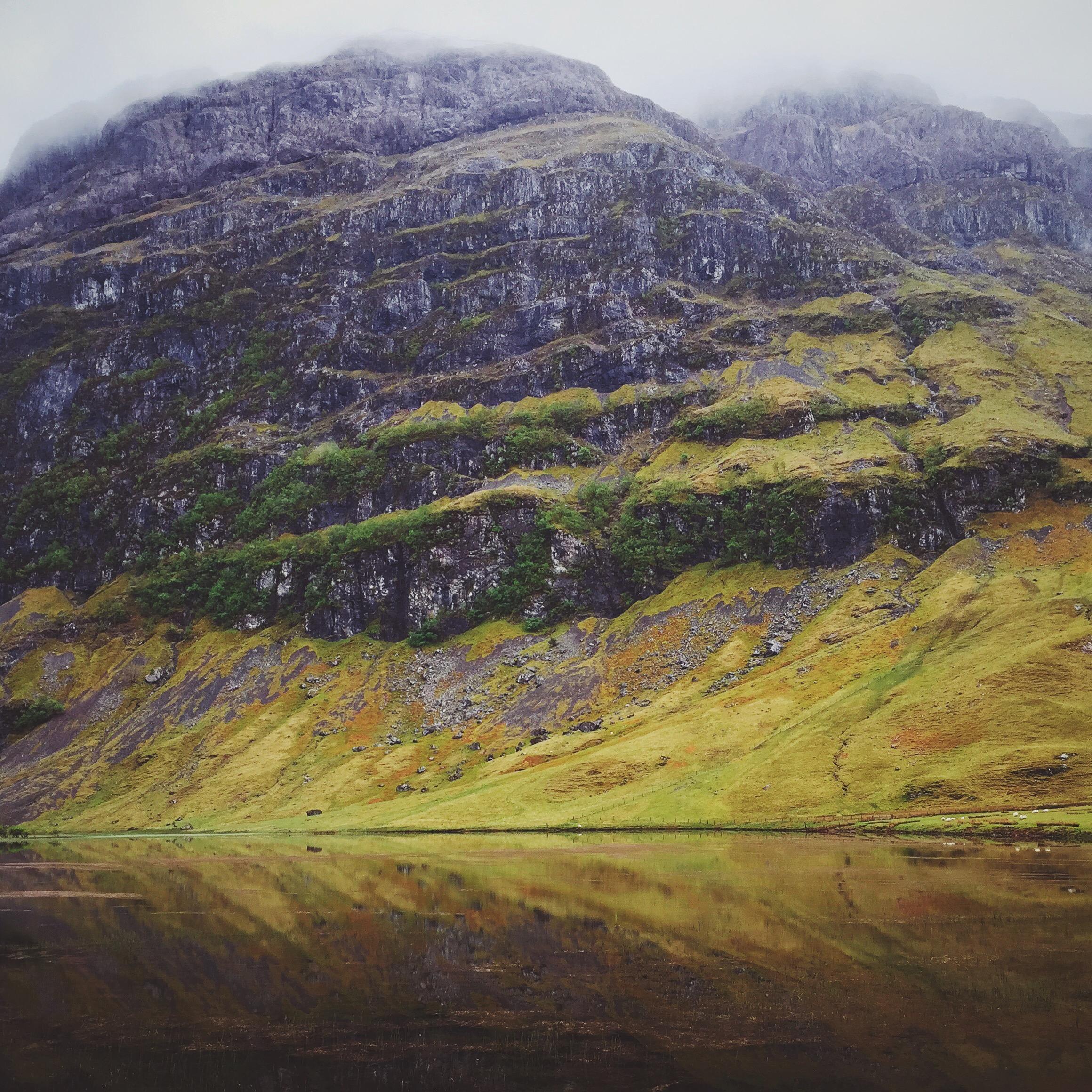Glencoe, Scotland, iPhone 6