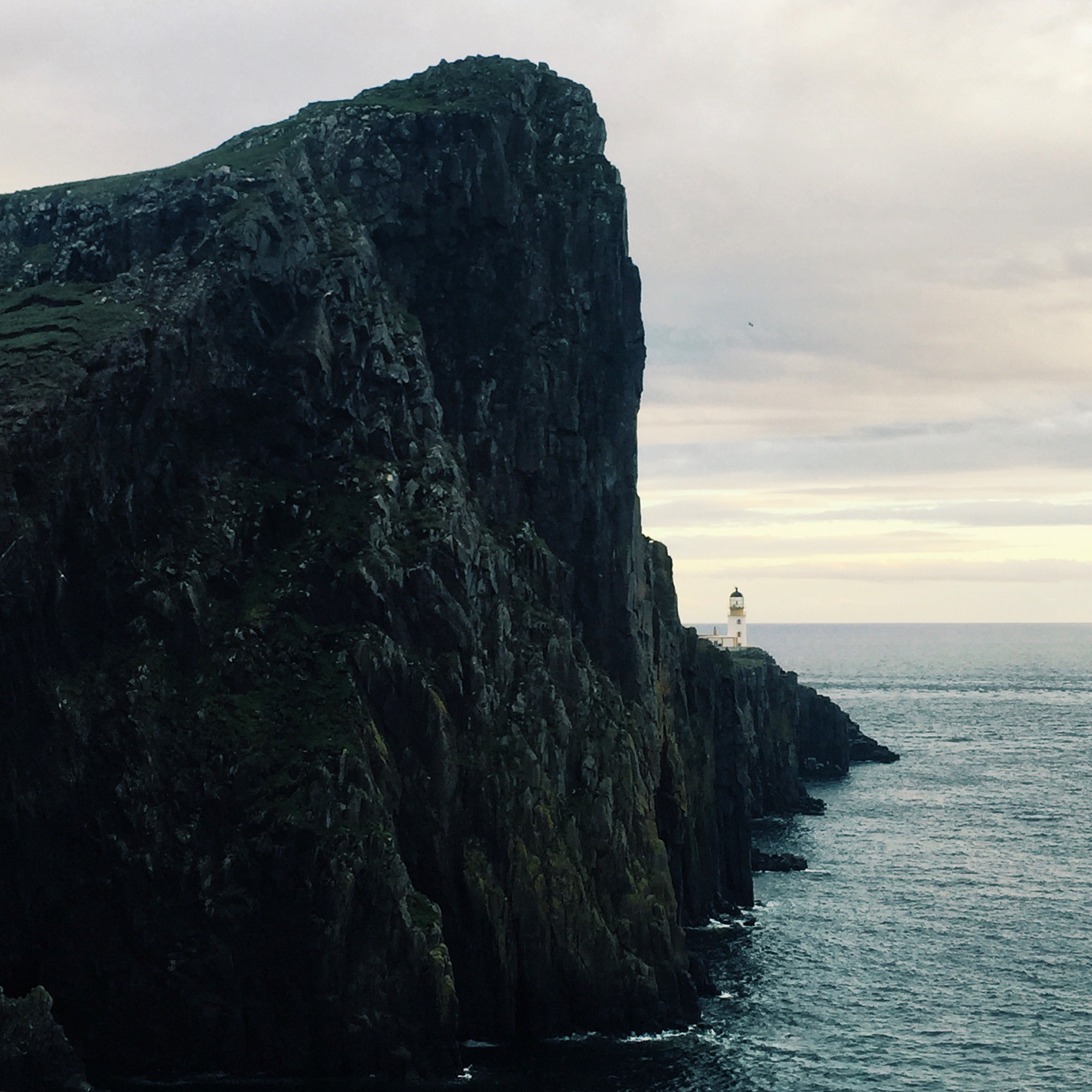 Neist Point, Isle of Skye  iPhone 6