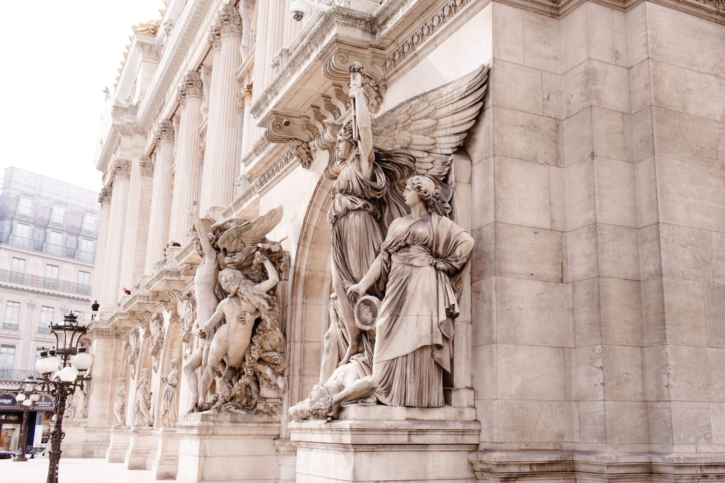 Palais Garnier, Paris, France