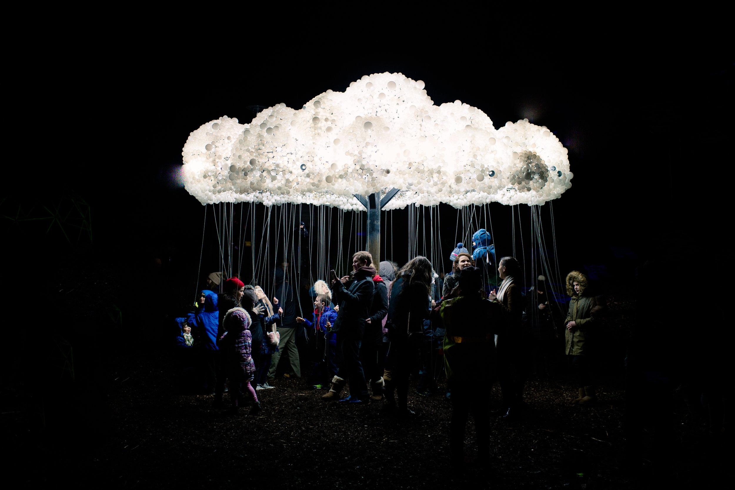 Spectra Light Festival Aberdeen