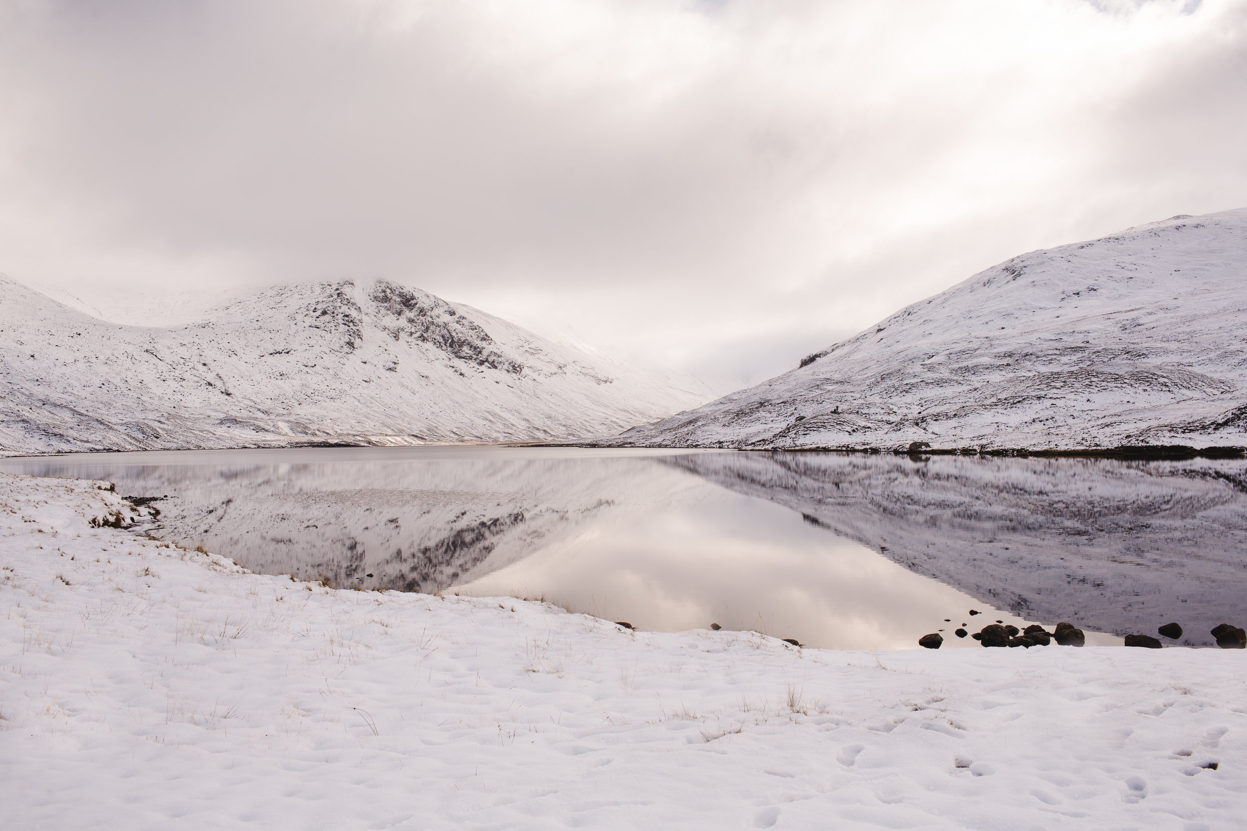 Tips for seeking out photography locations - Scotland