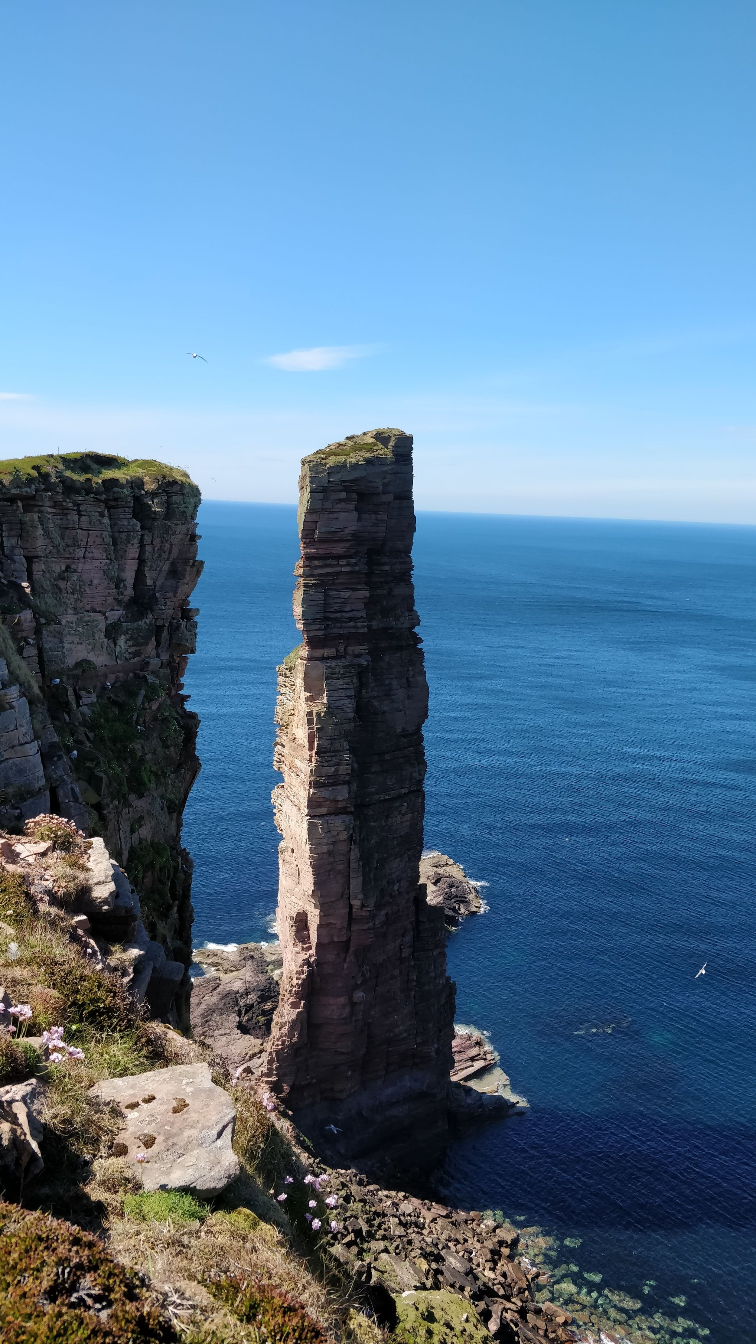 Old Man of Hoy: Copyright - Ryan Stewart.